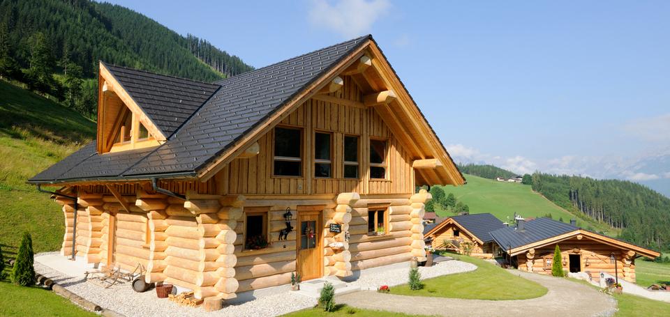 Naturstammhaus company website