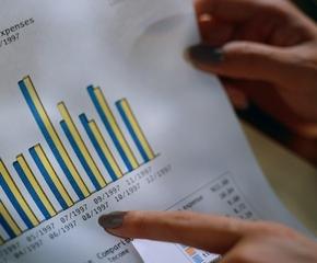 Client cards statistics software