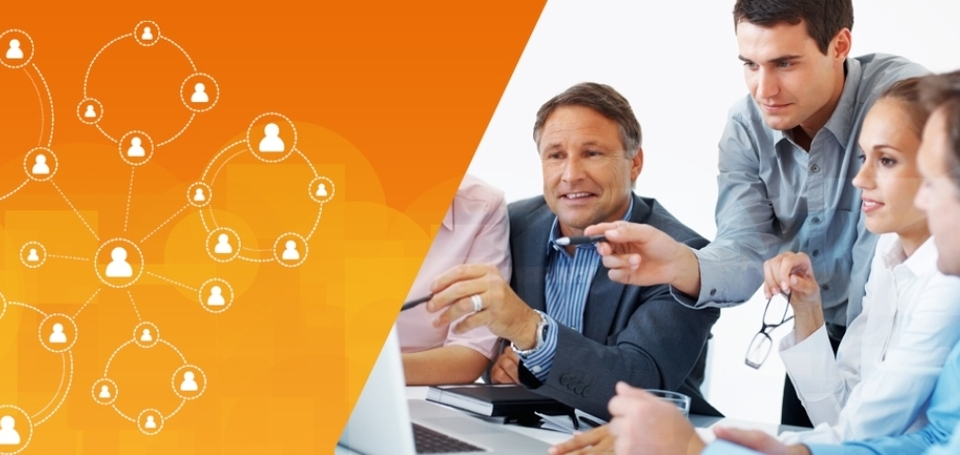 Direct sales and marketing software CRM